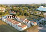 Location vacances Baignes-Sainte-Radegonde - Atlantic Residence Studios-3