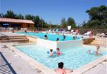 Camping avec Parc aquatique / toboggans Beaumont-du-Périgord - Camping De Bergougne-1
