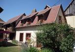 Hôtel Gresswiller - Chambres d'hôtes La Parpaillotte-3