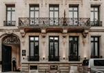 Hôtel 4 étoiles Bassin d'Arcachon - Hôtel Le Palais Gallien-1