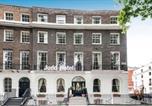 Hôtel Camden Town - The Judd Hotel-1