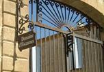 Hôtel Castillon-du-Gard - Domaine Des Escaunes-4