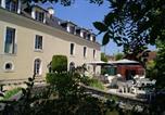Hôtel Noyers-sur-Cher - Le Moulin de la Renne-1