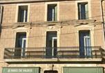 Hôtel Nézignan-l'Evêque - Patio Valros-3
