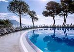 Hôtel Villefranche-sur-Mer - Hôtel Vacances Bleues Delcloy-1