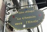 Hôtel France - Gîte Le Chemin vers l'Etoile-1