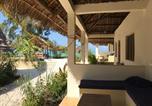 Hôtel Jambiani - Summer Beach Paje-3