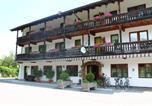 Hôtel Flintsbach am Inn - Almhostel-1