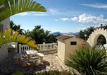 Location vacances Benitachell - Villa Vistacalpe-4