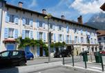 Hôtel Saint-Gervais-les-Bains - Hotel du Mont Blanc-1