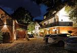 Hôtel Alleringersleben - Landgasthaus & Hotel Lindenhof-4