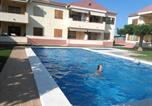 Location vacances Vinaròs - Apartments Aigua Oliva-1