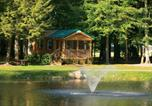 Villages vacances Killington - Alpine Lake Lakefront Cabin 6-1