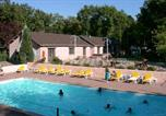Camping  Acceptant les animaux Eure - Domaine de Marcilly-3