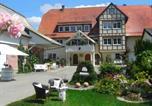 Location vacances Schnelldorf - Ferienidyll Aumühle &quote;Muswiese&quote;-1