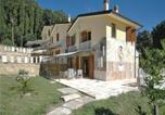 Location vacances Monteverdi Marittimo - Holiday Home Monteverdi M.Mo Pi V-4