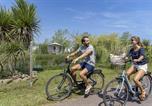 Camping avec Spa & balnéo Basse-Normandie - Camping Sandaya La Côte de Nacre-4