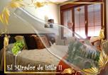 Hôtel Peñafiel - El Mirador De Isilla li-1