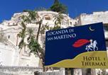 Hôtel Matera - Locanda Di San Martino Hotel & Thermae Romanae-2
