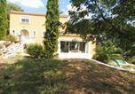 Hôtel Saint-Christol-lès-Alès - Montèze Paradis-1