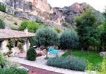 Location vacances Abánades - Preciosa casa con jardín en el Río Dulce-1