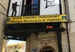 Hôtel Burgos - El Puntido-1