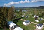 Camping avec Site nature Franche-Comté - Camping Du Lac De Remoray-2
