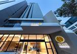 Hôtel Crestwood - Skye Hotel Suites Parramatta-1