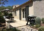 Location vacances Maillane - Beautiful villa in Eygalieres with Private Terrace-1