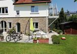Location vacances  Belgique - Grand appartement dans une villa Spadoise-3