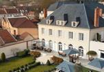Hôtel Bouzy - Les Chambres Collery-1