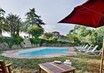 Location vacances Gaiole in Chianti - Gaiole in Chianti Villa Sleeps 12 Air Con-1