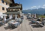 Hôtel Sils im Engadin/Segl - Hotel Salastrains-1