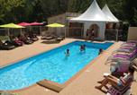 Camping avec Bons VACAF Narbonne - Camping des Sources-1