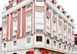 Hôtel Hocapaşa - Golden Horn Hotel-1