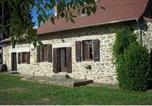 Location vacances Saint-Front-la-Rivière - Holiday Home Beynac Cottage Saint Saud Lacoussiere-3