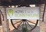 Hôtel Saint-Viâtre - Hotel de la Bonnheure-2