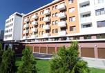 Location vacances Kołobrzeg - Apartament Baltic Rooms-3