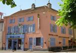 Hôtel Longeau-Percey - Hotel du Donjon-1