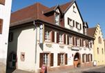 Hôtel Bergheim - Au Fief du Château-1