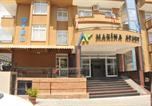 Hôtel Marmaris - Marina Apart Hotel-1