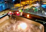 Location vacances  Alicante - Apartment Elite Sea Senses-private Jacuzzi-4