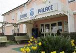 Hôtel La Chapelle-sur-Erdre - Quick Palace Nantes La Beaujoire-1