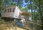 Camping avec Piscine couverte / chauffée Capbreton - Campéole Ondres Plage-3
