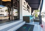 Hôtel Miami Beach - Odyssey of South Beach Hotel