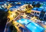 Location vacances Thira - Villa Agas-2