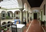 Hôtel Oaxaca - Hotel Monte Alban - Solo Adultos-2