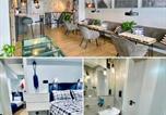 Hôtel Gdynia - Thruster - mini kino, lobby, kuchnia, netflix-1