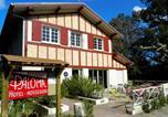 Hôtel Soorts-Hossegor - Hôtel La Paloma-1
