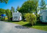 Camping avec Piscine couverte / chauffée Bréhal - Camping de L'Ile Verte-3